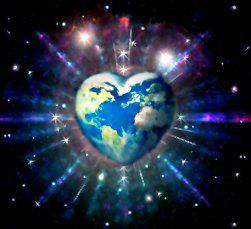 Heart world vibration