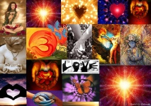 Love_and_Peace_Collage