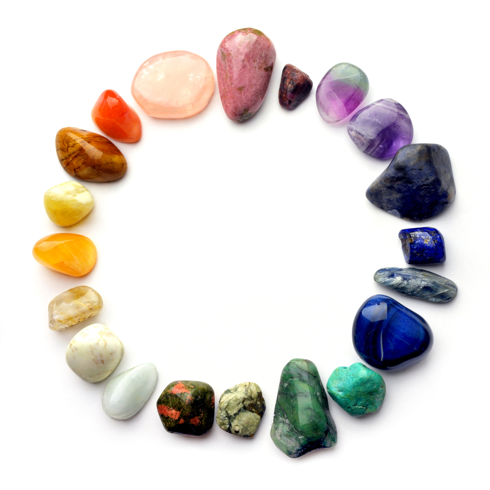 Crystals And Stones : The saturday post crystal topia chakra center