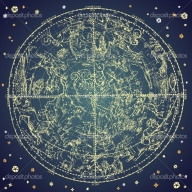 Vintage-zodiac