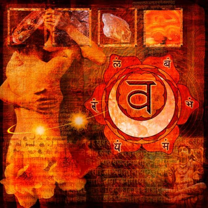 <i>Empowering the Sacral Chakra Online Class</i>