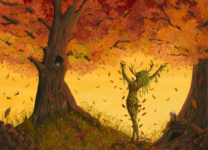 5 Ways to Align with the Energies of Fall