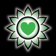 heart chakra glow
