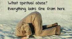 Spiritual abuse 3