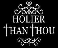 holier than thou