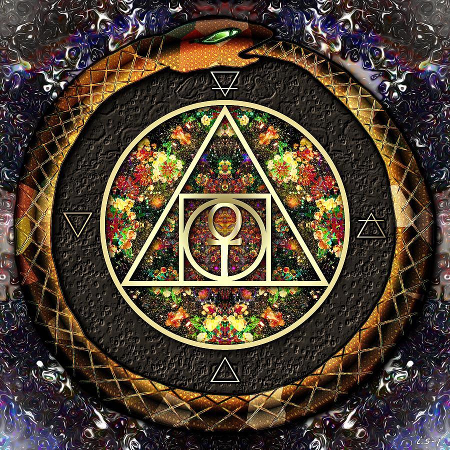 Alchemy snakeamandaleighfQuantum entanglementEmpath eyerubbing the lamp