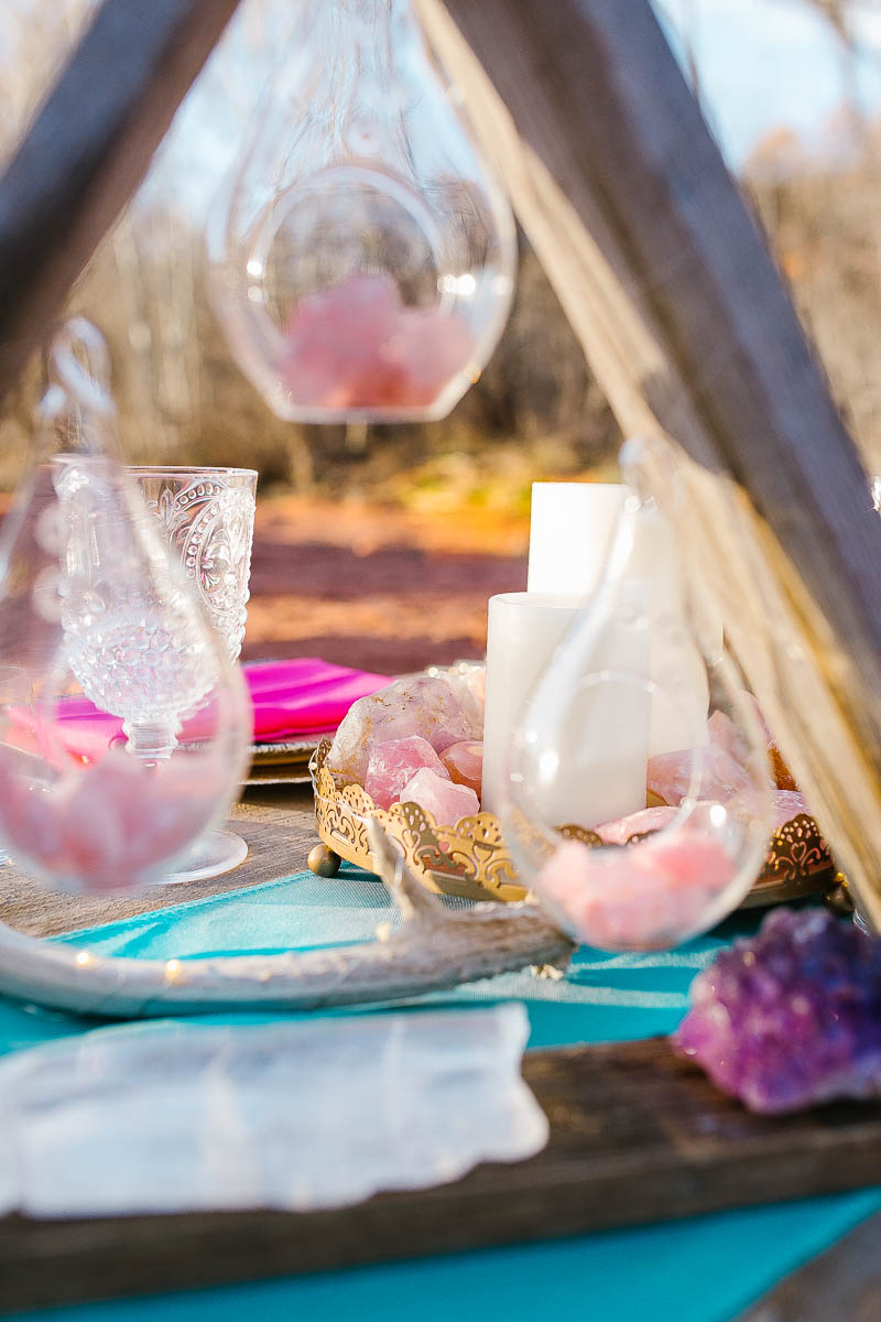 Crystals in Sedona